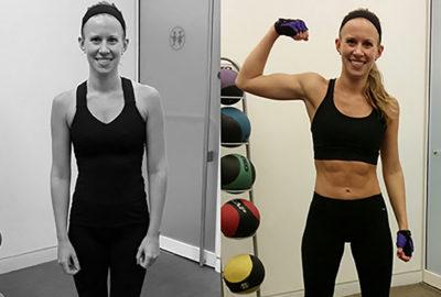 Kristi Transformation